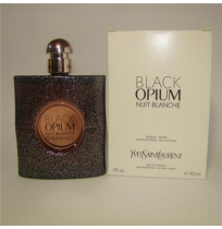 YSL BLACK OPIUM NUIT BLANCHE edp 90ml Tester NEW 2016