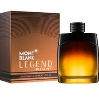 MONT BLANC LEGEND NIGHT edp Tester 100ml (с крышкой) NEW 2017