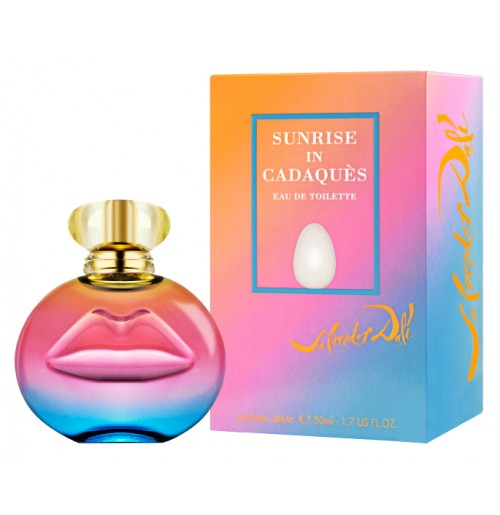 S. DALI SUNRISE IN CADAQUES 30ml NEW 2017