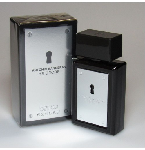 Antonio Banderas SECRET MEN Tester 100ml