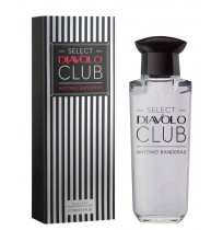 Antonio Banderas Diavolo Select Club NEW 100ml