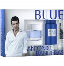 Antonio Banderas BLUE SEDUCTION set (50ml+150deo)