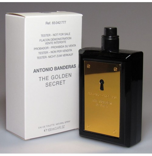Antonio Banderas GOLDEN SECRET MEN Tester 100ml