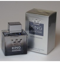 A. Banderas KING of SEDUCTION 100ml new