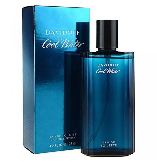 DAVIDOFF COOL WATER Tester 100ml