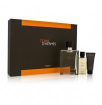 HERMES TER DHERMES set (edp 75ml+mini 12.5ml+afs 40ml)