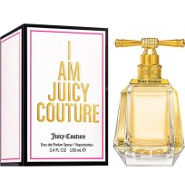 JUICY COUTURE I AM 100ml edp  NEW 2015