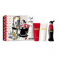 MOSCHINO CHEAP & CHIC set (50ml +100 b\l+100 s\g)