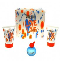 MOSCHINO Cheap & Chic I Love Love set (4.9ml+b/lot 25ml+sh/gel 25ml)