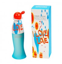 MOSCHINO chep&cheek I LOVE.LOVE 100ml