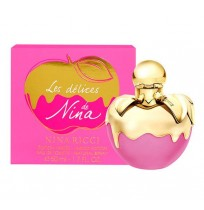 N.RICCI LES DELICES de NINA 50ml NEW 2015
