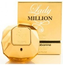Paco Rabanne 1 MILLION ABSOLUTELLY GOLD 80ml edp