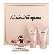 S.Ferragamo SIGNORINA  set (edp 50+ b\l 100)