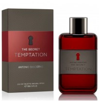 A. Banderas The Secret Temptation 50ml NEW 2017