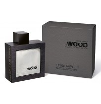 DSQUARED HE WOOD SILVER WIND WOOD Tester 100ml