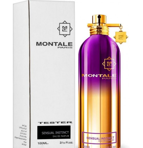 MONTALE SENSUAL INSTINCT Tester 100ml NEW 2019