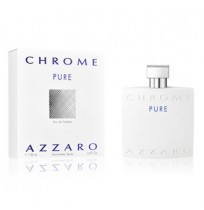 AZZARO CHROME PURE 50ml NEW 2017