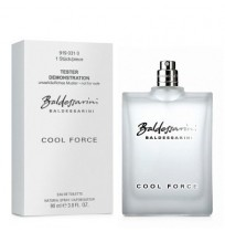BALDESSARINI COOL FORCE Tester 90ml NEW 2017