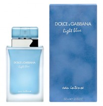 D&G LIGHT BLUE eau INTENSE femme edp 25ml NEW 2017