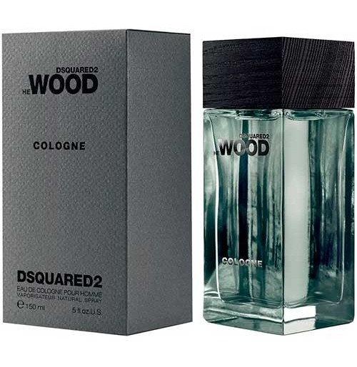DSQUARED HE WOOD COLOGNE edc 150 ml NEW 2017