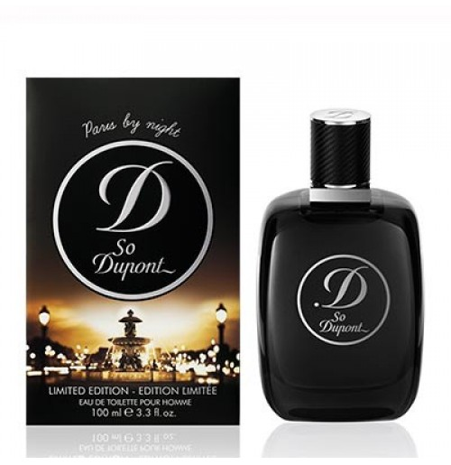 Dupont So Dupont by Night Pour Homme Tester 100ml NEW 2015