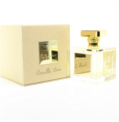 M. Micallef VANILLE CUIR  100ml Tester edp NEW 2017