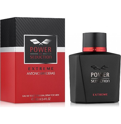 A. Banderas POWER of SEDUCTION EXTREME 100ml NEW 2019