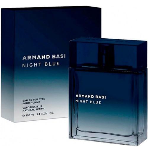 ARMAND BASI NIGHT BLUE 50ml NEW 2018