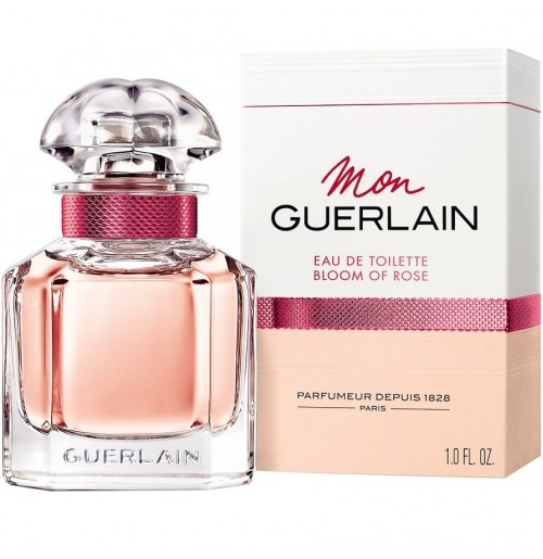 GUERLAIN MON GUERLAIN BLOOM OF ROSE 30ml NEW 2019