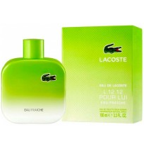 LACOSTE 12.12 eau FRAICHE MEN 175ml NEW 2018