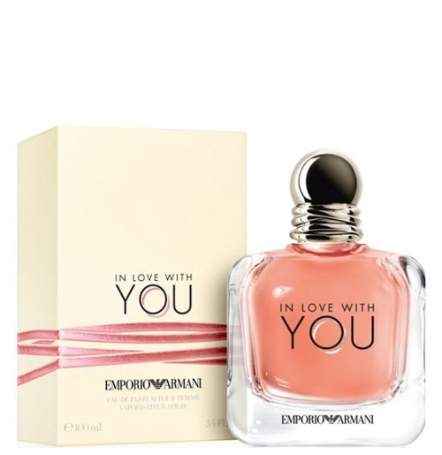 ARMANI EMPORIO ARMANI IN LOVE WITH YOU 50ml NEW 2019