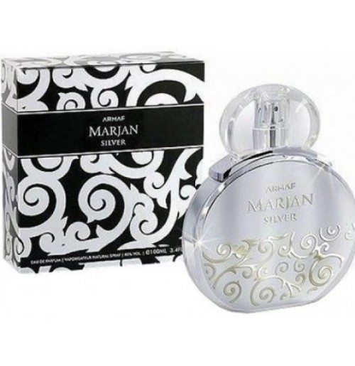 STERLING MARJAN SILVER edp 100ml