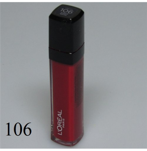 L'Oreal INFAILLIBLE (106 alerte rouge) Cream NEW 2017