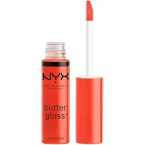 NYX BUTTER GLOSS (BLG 06 Peach cobbler)  блеск/губ