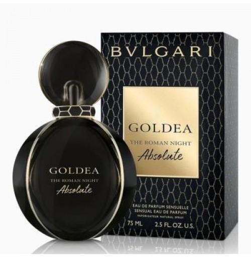 Bvlgari GOLDEA Roman NIGHT ABSOLUTE 50ml NEW 2018