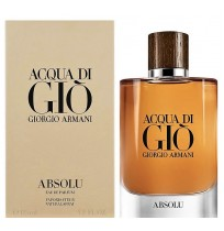 ARMANI ACQUA DI GIO MAN ABSOLU 75ml edp Tester NEW 2018