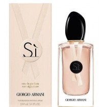 ARMANI SI ROSE SIGNATURE II 100ml Tester NEW 2017