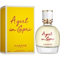 Lanvin A GIRL in CAPRI Tester 90ml NEW 2019