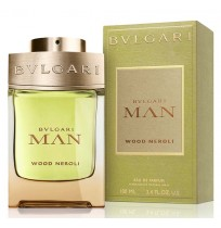 Bvlgari MAN WOOD NEROLLI 60ml NEW NEW 2019