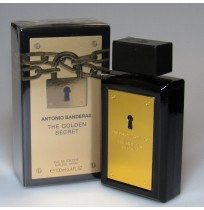 A. Banderas GOLDEN SECRET MEN 100ml
