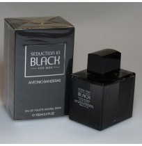 A. Banderas SEDUCTION MEN in BLACK 50ml