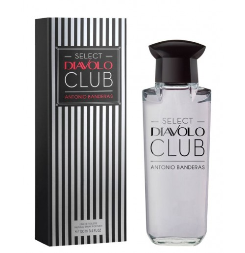 A. Banderas Diavolo Select Club NEW 100ml