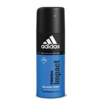ADIDAS FRESH IMPACT deo/spray