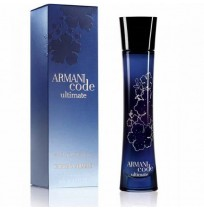 ARMANI CODE pour FEMME ultimate Tester 50ml