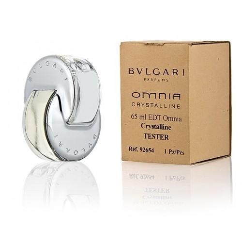 Bvlgari  OMNIA CRYSTALLINE Tester 65ml (NEW PACK)
