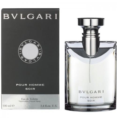 Bvlgari SOIR POUR HOMME 5ml mini