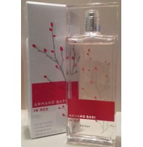 ARMAND BASI RED 100ml /(new design)
