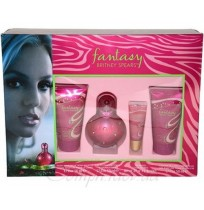 BRITNEY SPEARS FANTASY set (50ml edp  +50 b\l+50 b\cream+50 bubble bath)