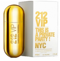 CAROLINA HERRERA 212 VIP Tester 80ml