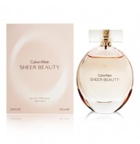 CALVIN KLEIN BEAUTY SHEER 100 ml